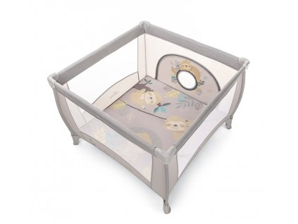 Baby Design ohrádka PLAY - 09 beige