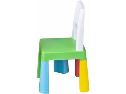 TEGA Dětská židlička Multifun - Multicolor