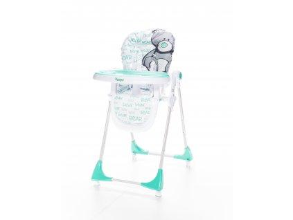 Dětská židlička Monti, Menthol Mint