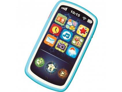 Buddy Toys interaktivní dětský telefon