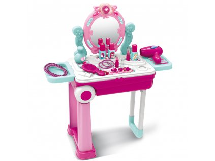 Buddy Toys cestovní kufr Deluxe - salón krásy