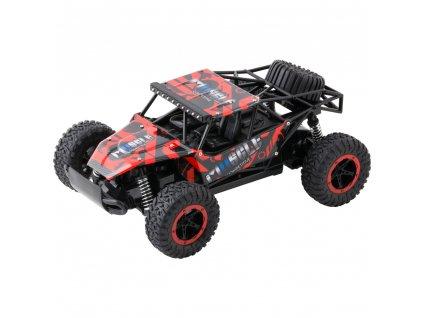 Buddy Toys RC auto na ovládání Bulan Maxi - červená