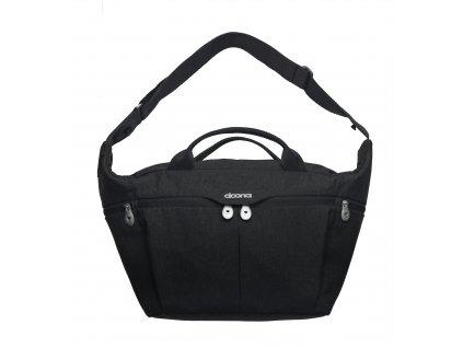 Doona Celodenní přebalovací taška, Black