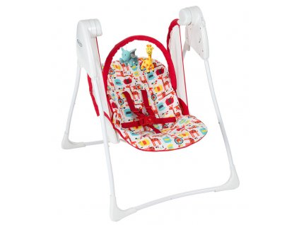Graco houpátko Baby Delight, swing wild day out