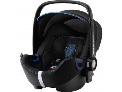 Autosedačka Baby-Safe 2 i-Size, Cool Flow - Blue