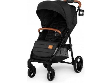 Kinderkraft sportovní kočárek Grande 2020 - Black