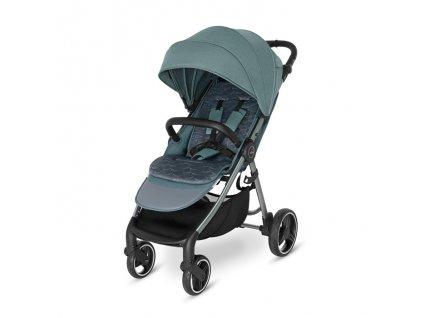 Baby Design sportovní kočárek Wave, 105 tyrkys