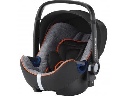 Autosedačka Baby-Safe 2 i-Size, Black Marble