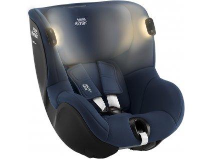 Autosedačka Dualfix iSense, Indigo Blue