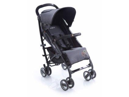 Babypoint kočárek Lotus 2016 - černý