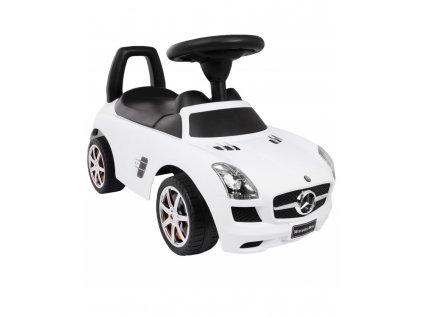 Baby Mix odrážedlo Mercedes-Benz – Bílé