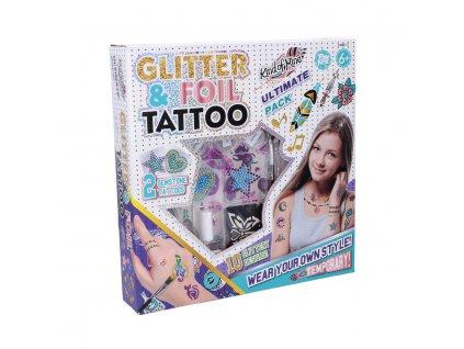 Wiky Tetování se třpytkami