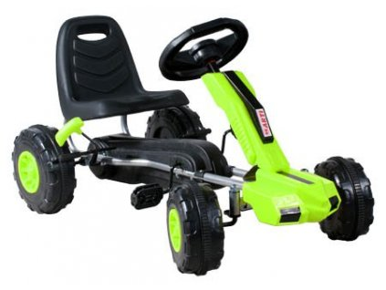 Arti šlapací motokára Buggy XT GM48 - Zelená