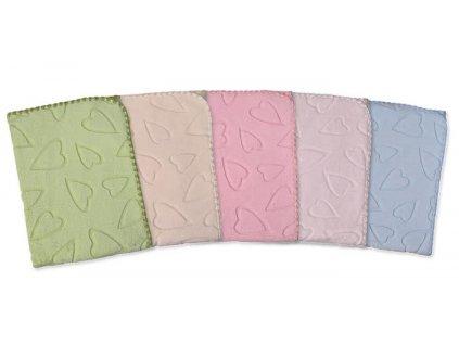Duetbaby dětská deka do kočárku různé barvy – č.611
