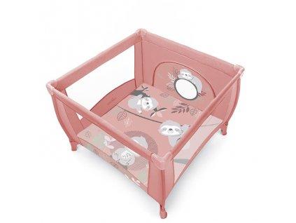 Baby Design ohrádka PLAY 2020 - 08 pink