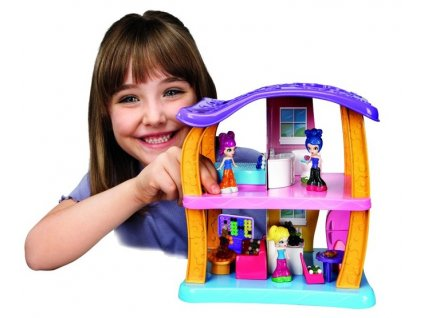 EPline Bindeez Dolls Domeček pro panenky
