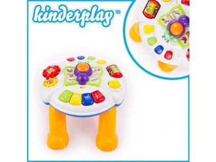 KINDERPLAY Interaktivní stoleček s pianem