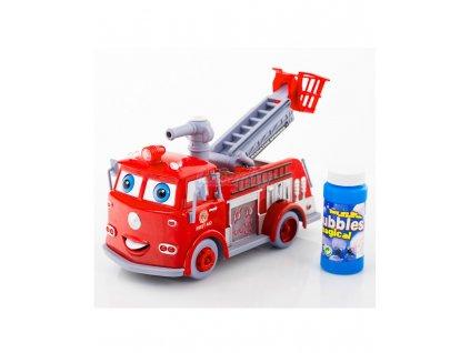 Kinderplay hasičské auto s efekty