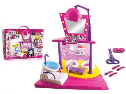 IMC Toys VIP Pets Salón krásy pro mazlíčky s doplňky