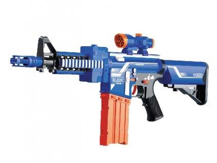 WIKY Útočná puška hvězdného komanda Blaze Storm