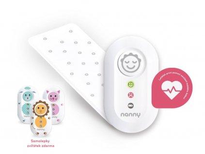 Baby monitor dechu Jablotron BM-02 Nanny