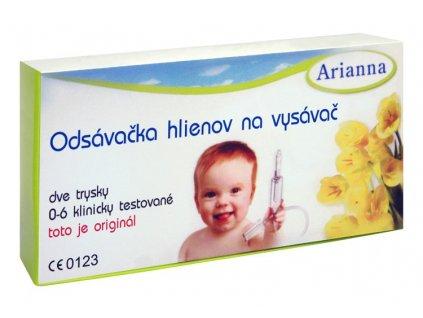 Odsávačka hlenů na vysavač Arianna Baby-vac