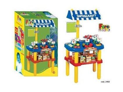Faro Toys Dětský supermarket s doplňky