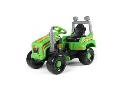 BJ PLASTIK Šlapací traktor Mega