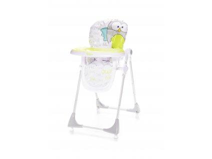 ZOPA Jídelní židlička MONTI 2017, Griffin Grey