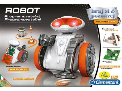CLEMENTONI Programovatelný robot