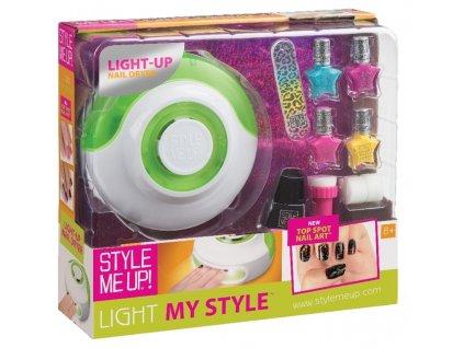 WOOKY Style me Up - Nehtové studio