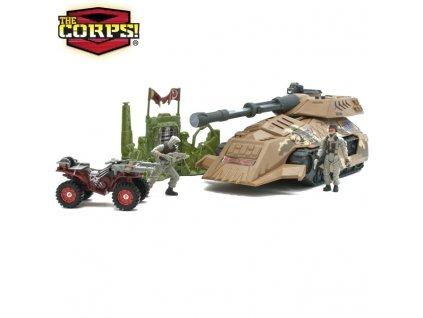 WIKY Tank Titan - set The Corps Elite