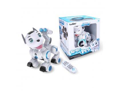 Wiky Robo-pes RC, světelné a zvukové efekty