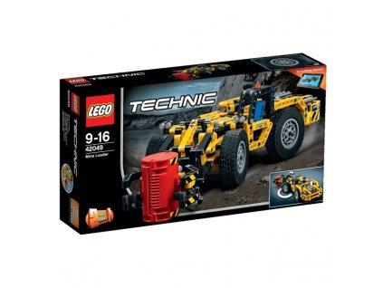 LEGO Technic 42049 - Pyrotechnický vůz - důlní nakladač