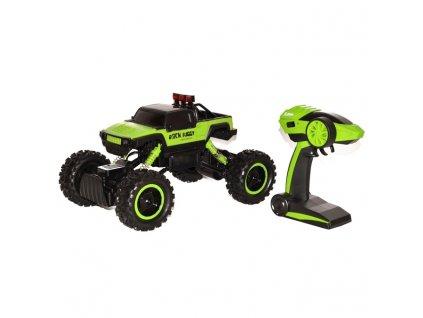 WIKY RC autíčko ROCK BUGGY Green Monster - velké
