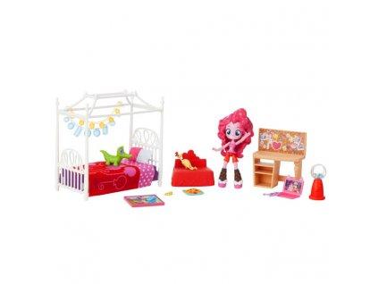 Equestria Girls Hrací set - pokojíček Pinkie Pie