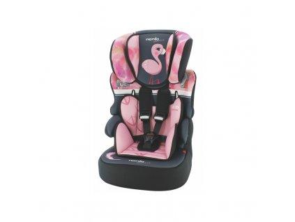Nania autosedačka Beline SP Animals - Flamingo