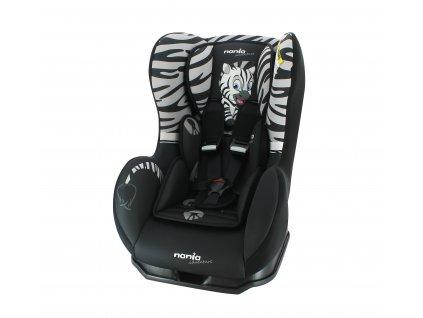Nania autosedačka Cosmo SP Animals, Zebre