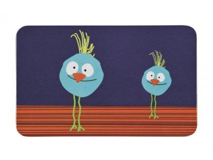 Lässig dětské prostírání Breakfast Boards - Wildlife birdie