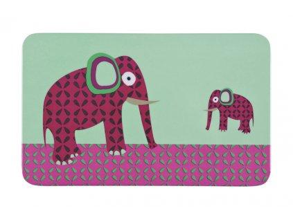 Lässig dětské prostírání Breakfast Boards - Wildlife elephant