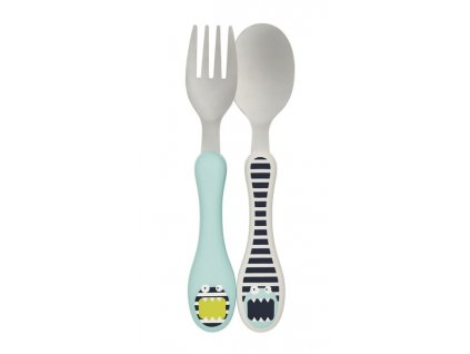 Cutlery Stainless Steel - Little Monsters bouncing bob