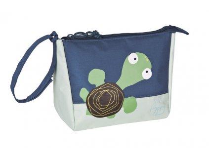 Lässig taštička na hygienu Wildlife Mini Washbag - turtle