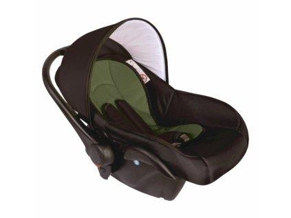 DorJan autosedačka Basic Comfort 2020 - Forest Green