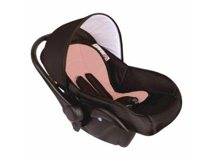 DorJan autosedačka Basic Comfort 2020 - Powder pink