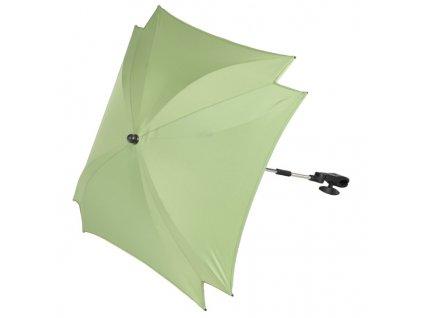 Slunečník čtvercový s UV filtrem, Green