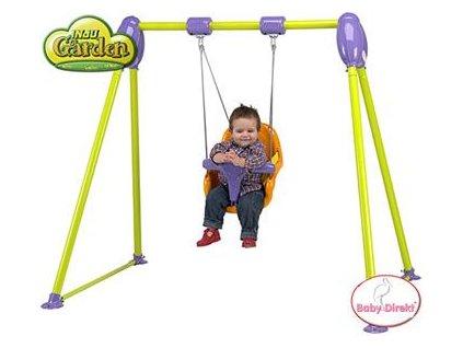 INJUSA Dětská houpačka Baby swing