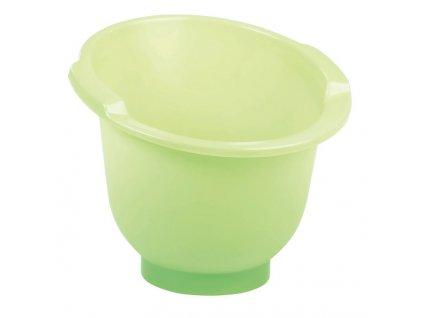 DOOMOO BASICS Koupací nádoba SHANTALA, Lime