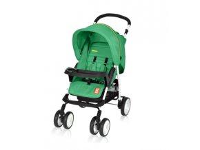 Kočárek Bomiko Model L 2017 - 04 zelený