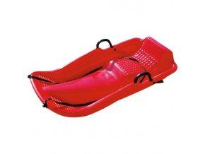 Boby Olympic s brzdami - červené