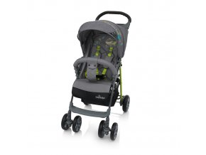 Baby Design sportovní kočárek Mini 2017 - Gray 07